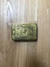 brass antique Ww1gift tin vintage