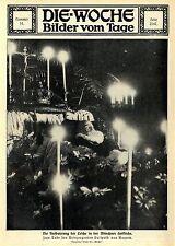 Aufbahrung des Prinzregenten Luitpold von Bayern Historische Aufnahmen von 1912