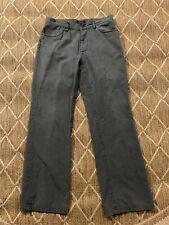Ted Baker London 34L Pants Gray Charcoal Career Men's Sz 34 X 34