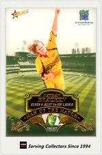 2007-08 Select Cricket Cards Man Of The Match MTM13 Nathan Bracken