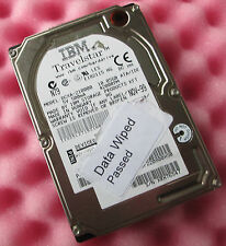 "Ibm 10,05 Gb Travelstar dcxa-210000 25l2716 IDE de 2.5 ""Laptop Disco Duro Interno"