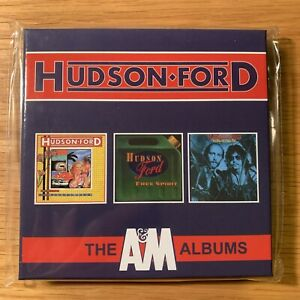Hudson-Ford : The A&M Albums (2017) - Nickelodeon - Free Spirit - Worlds Collide