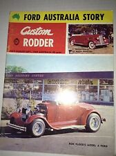 Custom Rodder Magazine Ron Flood's Model A Ford September 1969 041917nonrh2