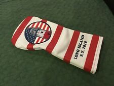 Callaway Limited Edition US Open 2018 Long Island N.Y. Driver Headcover New