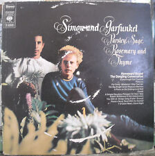 SIMON & GARFUNKEL PARSLEY SAGE ROSEMARY AND THYME LP 33TRS PORT A PRIX COUTANT
