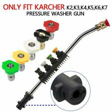 High Pressure Washer Water Spray kit Nozzle Wand Connection Adapter for Karcher