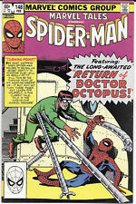 Marvel Tales Spider-Man #148 1982 NM Marvel Comics Free Bag/Board
