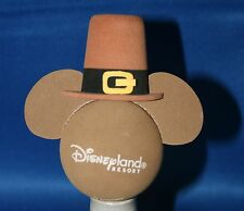 DISNEY MICKEY MOUSE PILGRIM ANTENNA TOPPER Thanksgiving Holiday Antenna Ball
