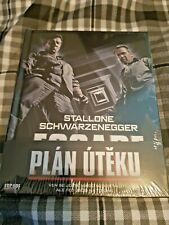 ESCAPE PLAN Blu-Ray Filmarena Digibook Limited Collector Edition New and Sealed+