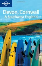 Devon, Cornwall and Southwest England (Lonely Planet Regional Guides),Oliver Be