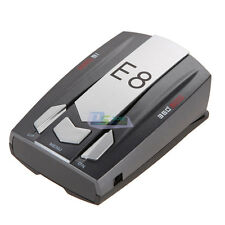 360° Car Motorbike GPS  Laser Rader Gun 16 Band Voice Alert Speed Detector Kit