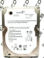 Seagate Momentus 5400.3 80GB ST980815A IDE 9S1038-308 LaptopHardDrive TESTED