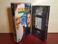 Miracle on 34th Street - Christmas Movie - PAL VHS Video Tape - NEW SEALED