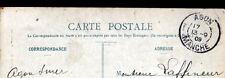 AGON (50) NORMAND avec MARC DE POMME en 1909