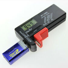 Digital Display Universal Button Cell Battery Meter Volt Tester Checker BT-168D