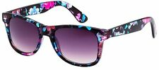 Retro Floral Sunglasses