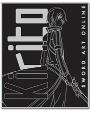 Blanket - Sword Art Online - New Kirito Line Art Fleece Throw Anime ge57024