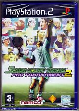PS2 Smash Court Tennis Pro Tournament 2, UK Pal ,Brand New & Sony Factory Sealed