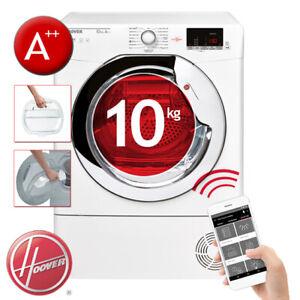 Hoover Wäschetrockner 10kg Wärmepumpentrockner  A++ GDX H10A2DCEX-84 NFC