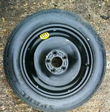 "GENIUINE FORD TRANSIT CONNECT 2004-19 SPACE SAVER 16"" SPARE WHEEL & TYRE"