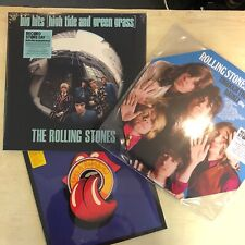 The Rolling Stones Bundle 3xVinyl RSD 2019 Big Hits 1 & 2 & She's A Rainbow NEW!