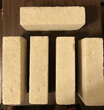 """9x4.5x2.5"""" Insulating Firebrick Ifb 2500F - 5 Fire Bricks """"New Other�"""