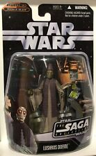 STAR WARS The Saga Collection #23,  LUSHROS DOFINE (Battle Of Coruscant) NEW!