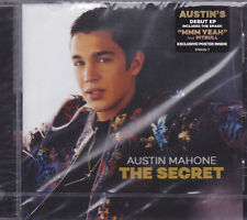 CD ♫ Compact disc «AUSTIN MAHONE ♪ THE SECRET» nuovo sigillato