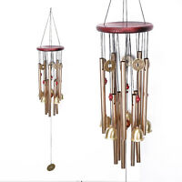 UK Wind Chime Outdoor Garden Yard Bells Hanging Charm Decor Windchime Ornament