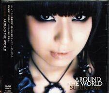 Suzuki Ami - AROUND THE WORLD - Japan CD+DVD - J-POP