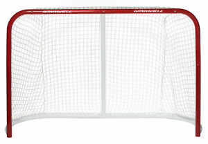 """WINNWELL PRO Hockeytor HEAVY 28kg! 72"""" Streethockey Tor Straßenhockey Eishockey"""