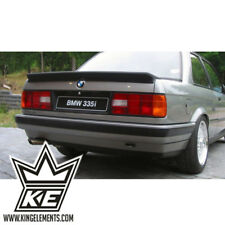 BMW e30 Mtech 1 rear spoiler