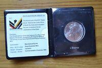 10 DOLLARI AUSTRALIA ROYAL AUSTRALIAN MINT 1986 20 gr ARGENTO 925 SILVER FDC