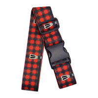 Tartan Luggage Strap Suitcase 5 FOOT Adjustable Bag ROYAL STEWART Scotland UK