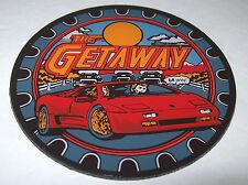 Williams The GETAWAY High Speed 2 Original NOS Pinball Machine Plastic Promo