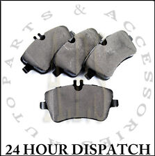 MERCEDES BENZ C-CLASS CLC CLK SLK FRONT CAR BRAKE PADS NEW