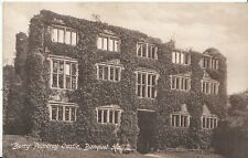 Devon Postcard - Berry Pomeroy Castle - Banquet Hall   2682