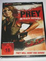 PREY outback overkill - DVD/NEU/OVP/Horror/FSK 18