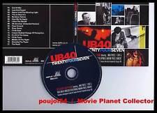 """UB40 """"Twenty Four Seven"""" (CD Digipack Deluxe Ed) 2008"""