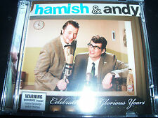 Hamish & Andy Celebrating 50 Glorious Years Comedy 2 CD – Like New