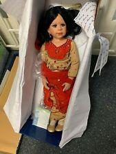 Monika Levenig Künstlerpuppe Vinyl Puppe 95 cm. Top Zustand