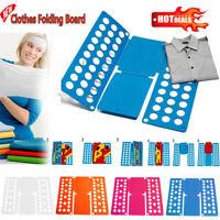 Creative Clothes Folding Board T Shirts Folder Laundry Garment Organizer Tool