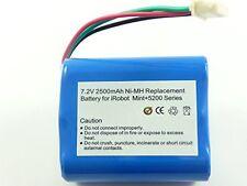 Batteries iRobot pour aspirateur