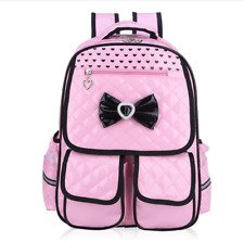 KIDS CHILDRENS BOYS GIRL JUNIOR ANIMAL CHARACTER SCHOOL PU BAG BACKPACK RUCKSACK