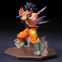 Anime Dragon Ball Z Saiyan Son Goku PVC Action Figure Figurine Toy Gift 12CM