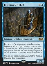 MTG Magic M15 FOIL - Chief Engineer/Ingénieur en chef, French/VF