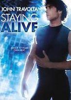 PRE ORDER: STAYING ALIVE (John Travolta) - DVD - Region 1