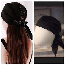 NWT EUGENIA KIM for URBAN OUTFITTERS Satin Headscarf/Turban Black