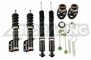 BC Racing For 04-06 Pontiac GTO BR Series Adjustable Suspension Damper Coilover