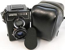 *PERFECT Con.* LUBITEL-166B Russian Soviet TLR Medium Format 6x6 LOMO Camera #81